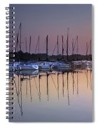 Summertime Sailing Spiral Notebook