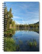Summit Lake Shores Spiral Notebook