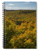 Summit Peak Autumn 10 Spiral Notebook