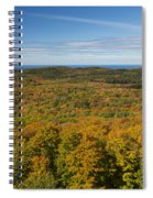 Summit Peak Autumn 12 Spiral Notebook