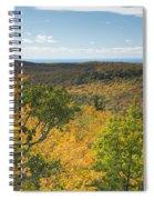Summit Peak Autumn 16 Spiral Notebook