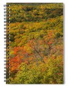 Summit Peak Autumn 6 Spiral Notebook