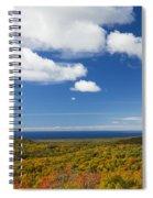 Summit Peak Autumn 8 Spiral Notebook