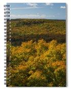 Summit Peak Autumn 9 Spiral Notebook