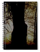 Sun - Sunrise - Breaking Dawn Spiral Notebook