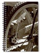 Sun Cruiser Wheels Spiral Notebook