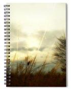 Sun Fade Spiral Notebook