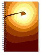 Sun-light Spiral Notebook