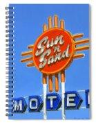 Sun 'n Sand Spiral Notebook