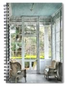 Sun Porch Spiral Notebook
