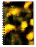 Sun Worshiper Spiral Notebook