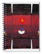 Sunarise Spiral Notebook