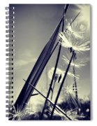 Suncatcher - Instagram Photo Spiral Notebook