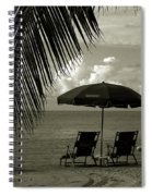 Sunday Morning In Key West Spiral Notebook