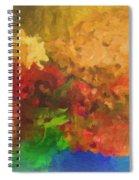 Sunday Picnic Spiral Notebook