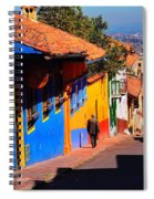 Sunday Safety Spiral Notebook