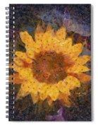 Sunflower Season Spiral Notebook
