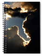 Sunlit Brilliance Spiral Notebook