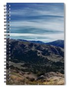 Sunol-flag Hill Spiral Notebook