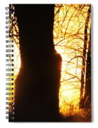Sunrise - Country Sunrise Spiral Notebook
