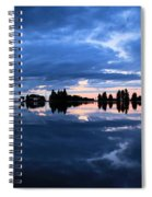 Sunrise At Lake Tahoe Spiral Notebook