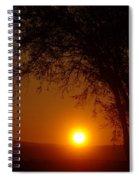 Sunrise At Maryhille  Spiral Notebook