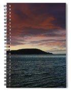 Sunrise At Portlock Spiral Notebook