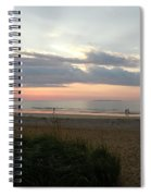 Sunrise Colors Of Maine Spiral Notebook