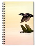 Sunrise Flight Spiral Notebook