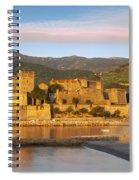Sunrise In Collioure Spiral Notebook