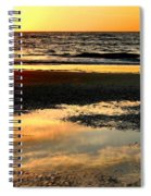 Sunrise In Jekyll Island Spiral Notebook
