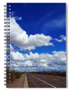 Sunrise Parkway Spiral Notebook