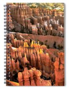 Sunrise Point At Sunrise Spiral Notebook