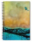 Sunrise Splash Spiral Notebook