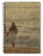 Sunrise Wedding Spiral Notebook