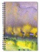 Sunset 38 Spiral Notebook