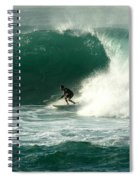 Sunset Beach Hawai'i Spiral Notebook