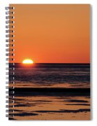 Sunset Park Petoskey Mi Spiral Notebook