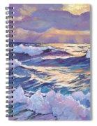 Sunset Santa Catalina Spiral Notebook