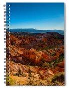 Sunset Sunrise Spiral Notebook