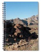 Sunspot Hill  Spiral Notebook