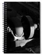 Sunspot Machine Spiral Notebook