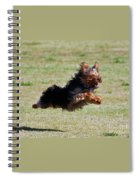 Super Yorkie Spiral Notebook