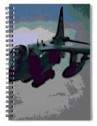 Superior Firepower Spiral Notebook