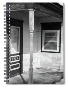 Support System Spiral Notebook