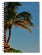 Surf Lookout Spiral Notebook