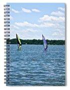 Surf Sailors Spiral Notebook