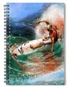 Surfscape 03 Spiral Notebook