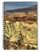 Surreal Landscape Spiral Notebook