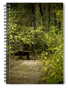 Surrounded By American Beauty Spiral Notebook